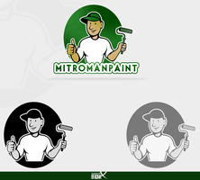 MitromanPaint by BroonxXx