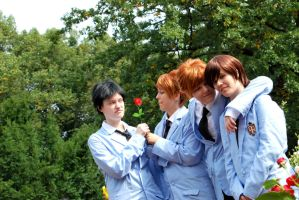 Daily Life at Ouran by CiaossuProductions
