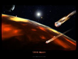 lava moon by magann