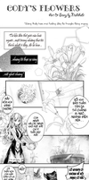 .:MH- Unlocked Scene : Cody's Flower :. by Masutsuki