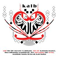 Kalb Calligraphy by zmote
