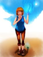 Blue Flame by prime512