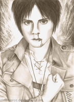 Attack on Titan - Eren by gimimoroz