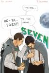 Teen Wolf - SEVEN by Kumagorochan