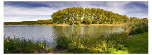 Panorama - Long Lake by aniabeata