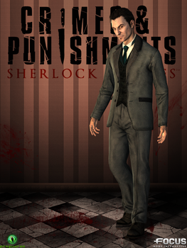 Sherlock Holmes - Indoor Suit Light by LexaKiness