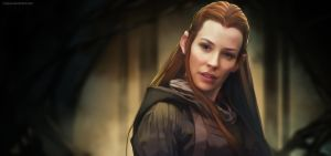 Tauriel by imGuss