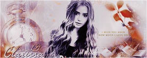 Lily Collins as Clarissa Fray by Chibilina