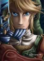The Legend of Link by seifer-sama