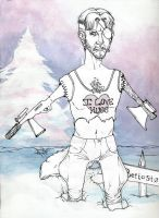 Exquisite Corpse - Gerhard by SullysWiccanOrgy