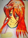 Anime Girl by Someone-that-is-me