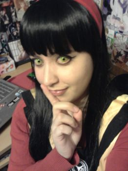 Shadow Yukiko Cosplay Test by Puma-Lightning