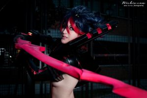 Not enough strong! (Ryuko Matoi) by cos2play