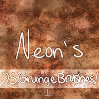 Grunge Brushes 1 by Neon06