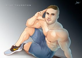 Mike Thurston by iszac87