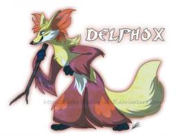 -Have a DELPHOX- by SaskedieJagerin