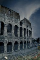 Rome Manipulated 01 by neverFading-stock