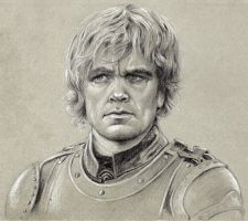 Tyrion Lannister by oosterbe