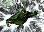 Gamera on the move by kaijuverse