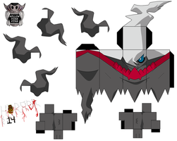 Darkrai by hollowkingking