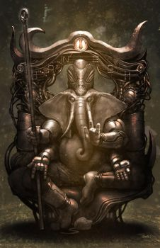 Ganesh by francis001