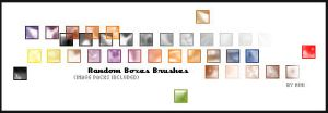 Squares Brushes by tehmiminator