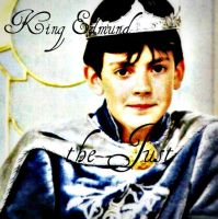 King Edmund the Just by Aayliah