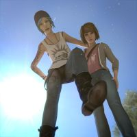 Life is Strange - Chloe and Max [Part 1] by docop