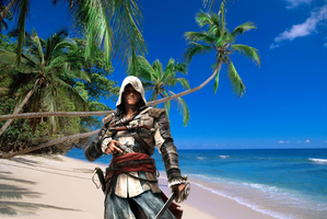 Assassin's Creed IV: Black Flag Wallpaper 2 by DOM098652