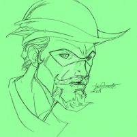 Green Arrow by Lion542