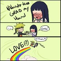 NaruHina GRAB MY by Meje2