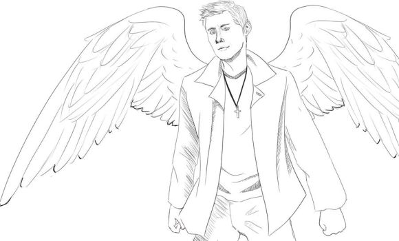 Angel Dean by dacoolcat