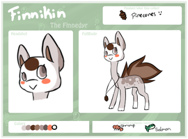 Finnikin -Ref Sheet- by shibe-intensifies