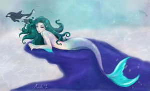 .:Mermaid:. by AmeliaJo