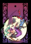 Darkstalkers Issue 3 Variant by emilywarrenart