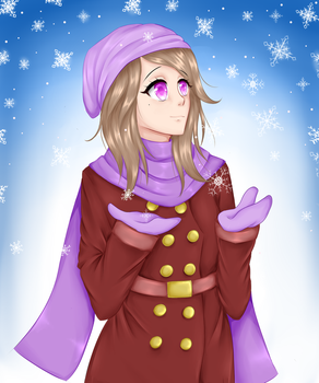 Neverending winter by Riiful
