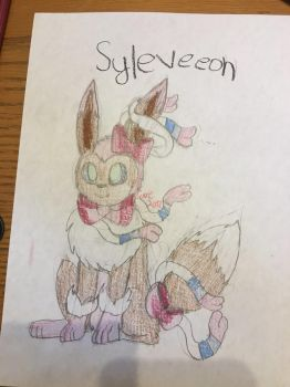 Syleveeon by Heart-of-a-Artist