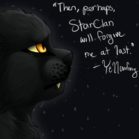 Yellowfang by m0zarts