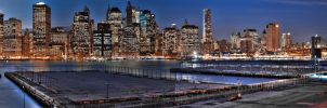 Lower Manhattan HDR 07 by sp1te