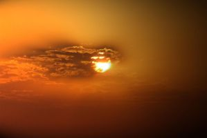 it's eating the sun 2 by adibhanna