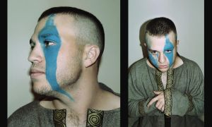War Paint 6 by Adnarimification