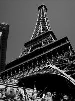 Eiffel Tower by Lady-Jen