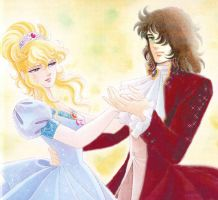 Versailles  no bara by p0is0nl0ve