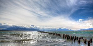 Old pier by luethy