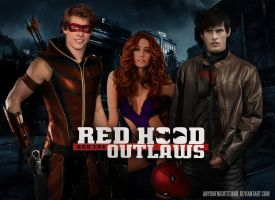 The Outlaws by anyonenightstand