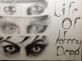 Life Of Johnny Depp by catw10053237