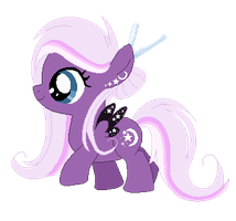 Custom Pony for ZODSP by iVuiAdopts