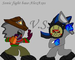 Freddy vs Jason: Space vs Time by J-theDemoniclighthog
