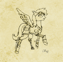 Steampunk Mare by duh-veed