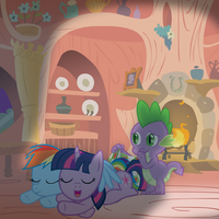 A Night In by Somepony